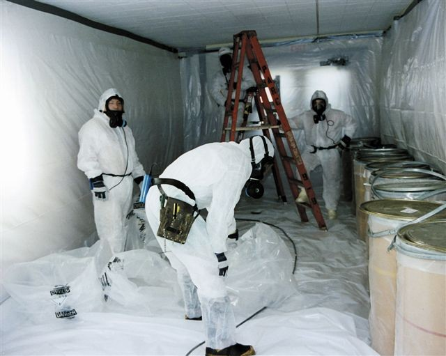 ASBESTOS WORKERS WANTED FOR THE MONTEREY BAY AREA